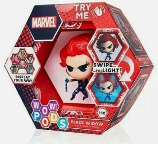 WOW POD Marvel - Black Widow [HRAČKA]